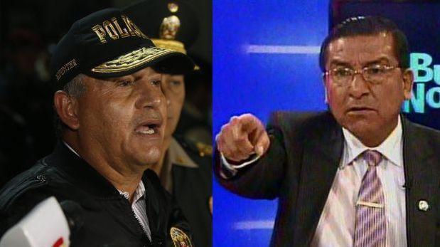 """Beto Tapia: """"Urresti dañó mi honor y lo voy a querellar"""""""
