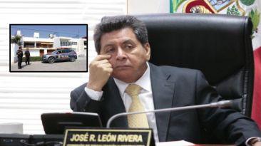 Droga en Huanchaco: casa de congresista José León fue allanada