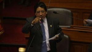 """Gana Perú: """"Vamos a denunciar penalmente a Jorge Del Castillo"""""""