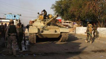 Estados Unidos gasta 7,5 millones de dólares al día en Iraq