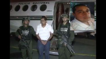 Colombiano acusado de 5.000 homicidios fue capturado en Panamá