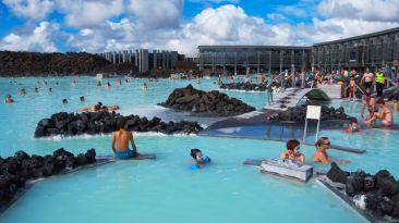 Para relajarse: Las aguas termales más impresionantes del mundo