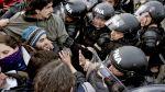 Las fotos del paro nacional que se vivió en Argentina - Noticias de economia