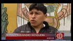 Hombre quiso defender a su sobrina y mordió la nariz a sujeto - Noticias de laura caller iberico