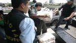 Más de 37 kilos de cocaína estaban en camioneta abandonada - Noticias de placas de rodaje