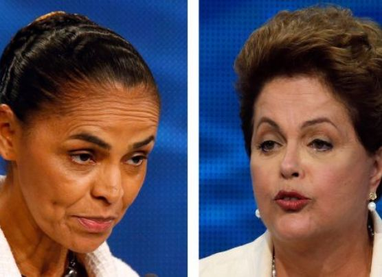 Brasil: Silva y Rousseff empatarían en la primera vuelta