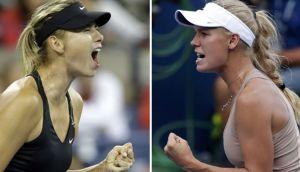 Sharapova contra Wozniacki: habrá duelo de bellas en el US Open