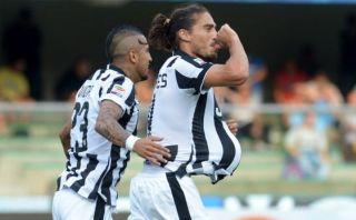 El tricampeón Juventus debutó con triunfo en la Serie A