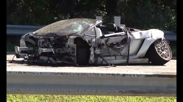 Se mató probando un Lamborghini en Estados Unidos
