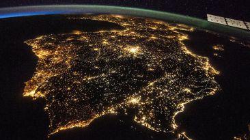 Diez asombrosos vines tomados por un astronauta en el espacio