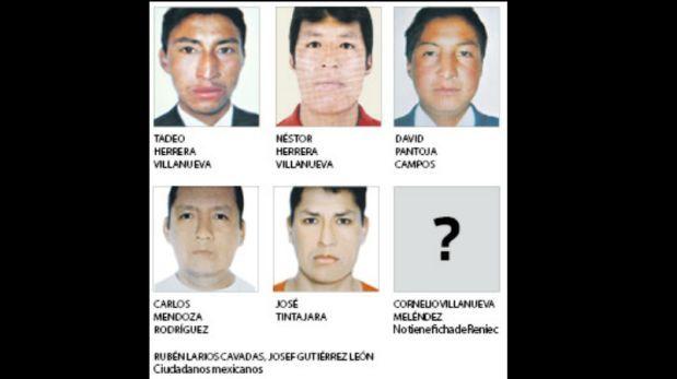Huanuqueños abastecían de droga a cártel mexicano en Trujillo