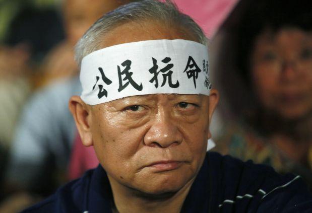 [Foto] China aprueba sufragio universal en Hong Kong para el 2017