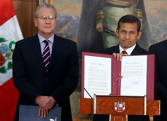 """Canciller: """"El Perú no cambiará su posición sobre triángulo"""""""