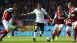 En el debut de Di María, Manchester United no pasó del empate - Noticias de mar de copas