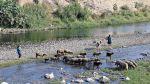 No se cumplirá plan para descontaminar el río Moche - Noticias de contaminación