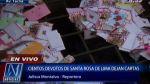 Fieles dañan la mano de la estatua de Santa Rosa de Lima - Noticias de