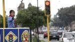 Los scouts toman las calles de Lima para dirigir el tránsito - Noticias de alonso chero