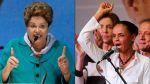 """Dilma Rousseff llama """"evangélica fervorosa"""" a Marina Silva - Noticias de ley del servicio civil"""