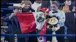 Boxeadora Linda Lecca retuvo título mundial supermosca de AMB - Noticias de