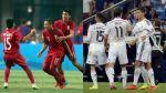 Selección Sub 15 estará presente en un partido del Real Madrid - Noticias de estadio nacional