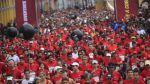 Media Maratón de Lima: hoy se cierran calles por la carrera - Noticias de san borja
