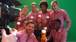 Jugadores del Bayern se divirtieron vistiéndose como bávaros - Noticias de bastian schweinsteiger