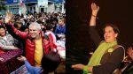 Castañeda baja seis puntos y Villarán sube dos, según sondeo - Noticias de elecciones municipales del 2014