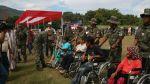 Pobladores del Vraem recibieron atención médica y víveres - Noticias de cabrera pino