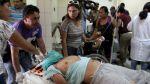 Moquegua: identifican a fallecidos tras vuelco de bus a abismo - Noticias de isidoro vasquez