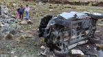 Veinte heridos deja triple choque en La Libertad - Noticias de personas fallecidas