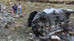 Veinte heridos deja triple choque en La Libertad - Noticias de placas de rodaje