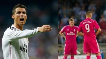 Cristiano Ronaldo cuestiona política de fichajes de Real Madrid