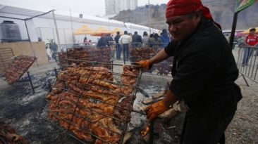 Tranquilo, la comida peruana es saludable