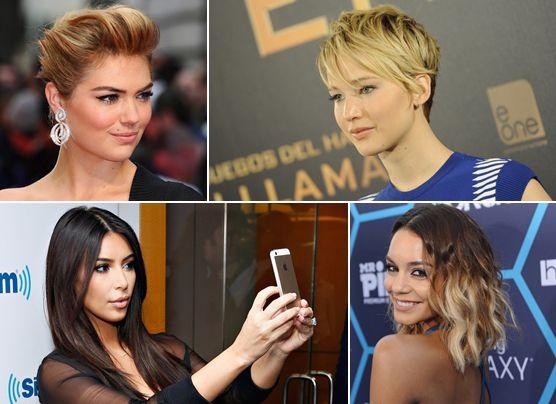 Jennifer Lawrence y los famosos con fotos íntimas en la red