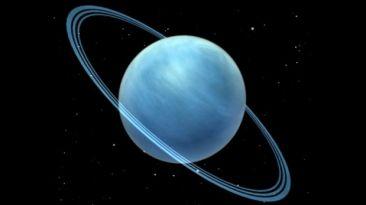 Urano, el planeta más extraño e inexplorado