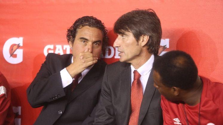 Ibáñez sería presentado este martes como técnico de la 'U'