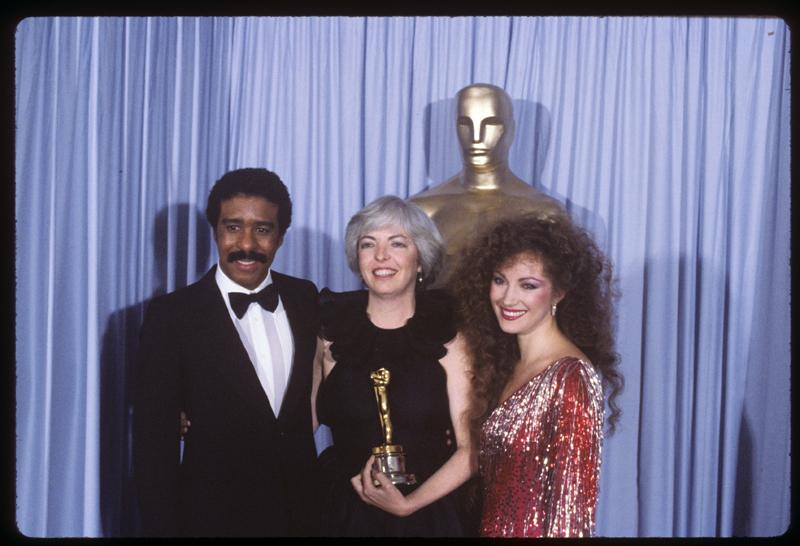 [Foto] León de Oro honorífico para la legendaria editora de Scorsese