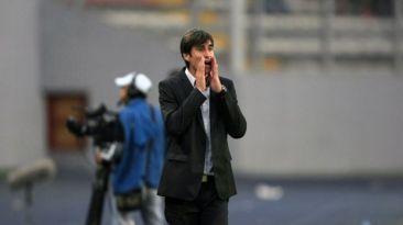 Ibáñez fue presentado al plantel como nuevo técnico de la 'U'