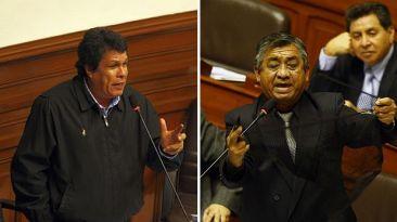 Jueza aprueba pedido de desafuero de Benítez y Crisólogo