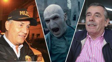 "Urresti a Rospigliosi: ""Ese es un innombrable, como Voldemort"""