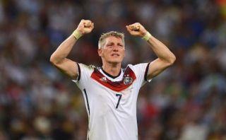 Bastian Schweinsteiger será el nuevo capitán de Alemania