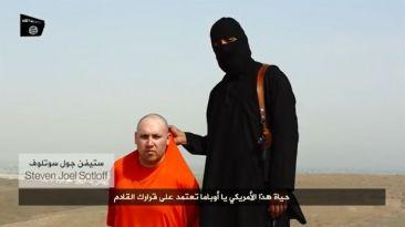 El Estado Islámico decapitó a otro periodista de EE.UU.