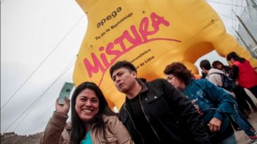 ¿Quieres ir a Mistura? Menú Perú te lleva