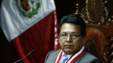 Ancashinos recolectan firmas para pedir destitución de Ramos