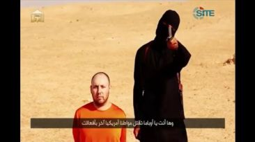 """Verdugo del Estado Islámico: """"Estoy de vuelta Obama"""" [VIDEO]"""