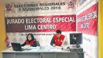 Mayoría del JEE decidió excluir a Castañeda de las elecciones - Noticias de elecciones municipales del 2014