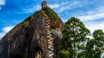 Para subir a este peñón colombiano necesitas piernas fuertes - Noticias de guatape
