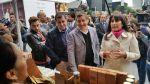 Los hermanos Roca inauguran bioferia de PromPerú - Noticias de bbva continental