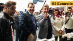 """Los Roca en Lima: """"Estamos abrumados por tanto afecto"""" - Noticias de bbva continental"""