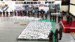 Quemar toda la droga incautada en Huanchaco tomaría una semana - Noticias de detenidos
